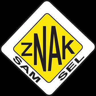 Znak Samsel, nauka jazdy, ośrodek szkolenia kierowców, Ostrołęka